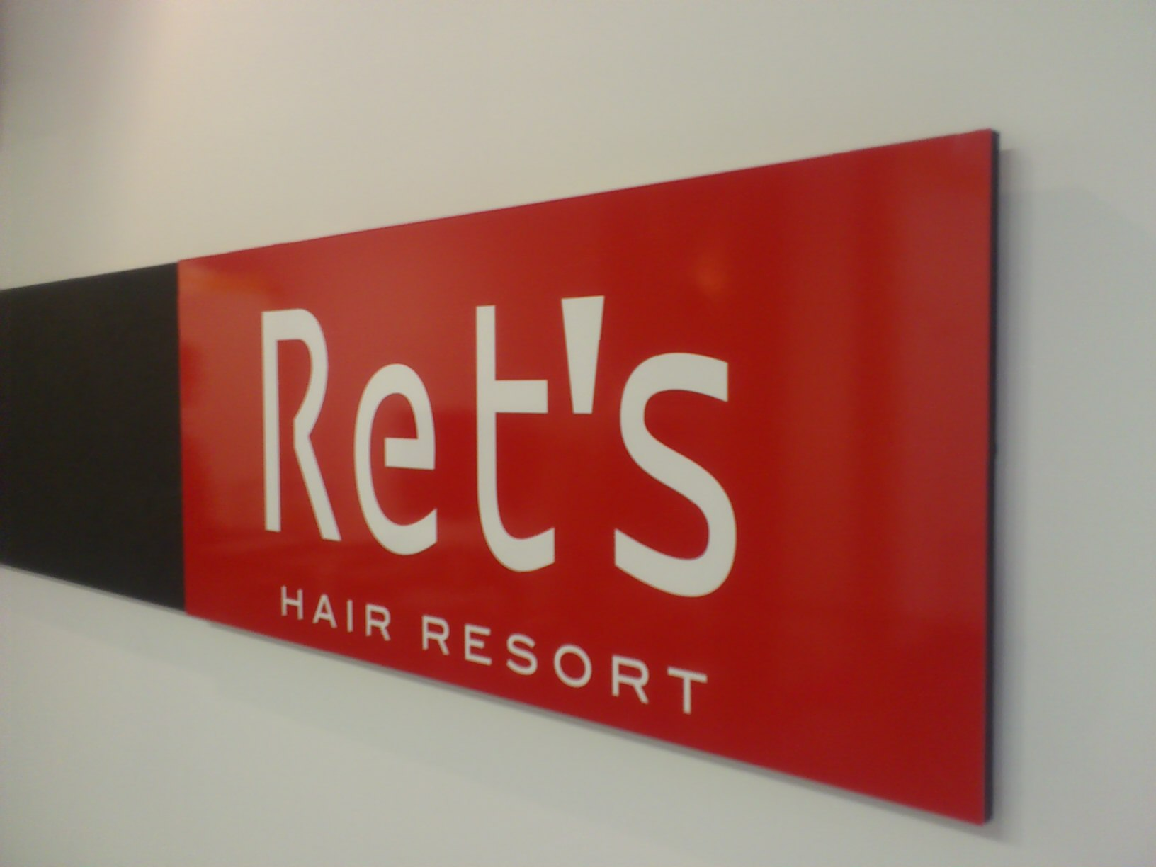 HAIR RESORT Ret's 内観